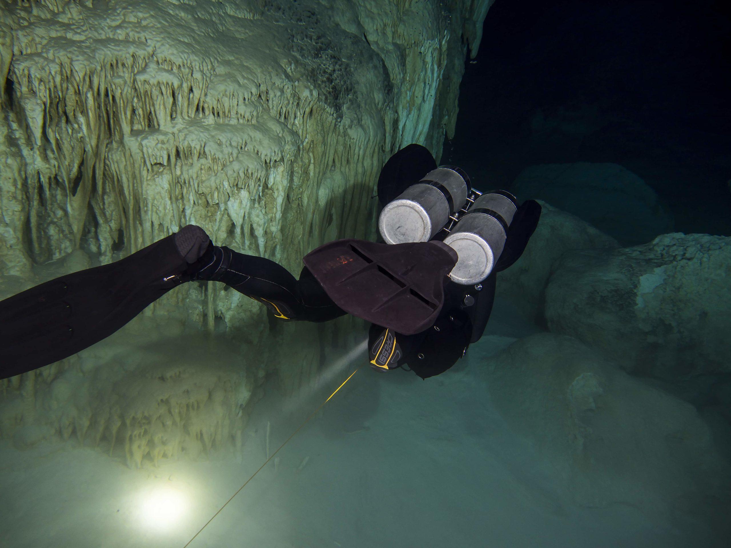 Höhlentauchen Mexiko