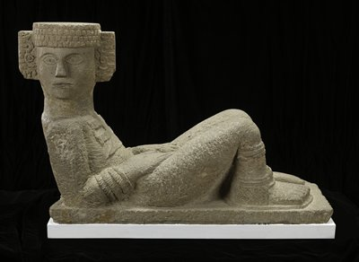 Chac Mool Sculpture