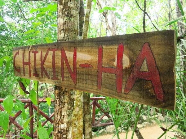 Cenote Chickin Ha