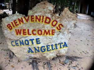 cenote-angelita