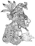 Der Gott Kukulkaan