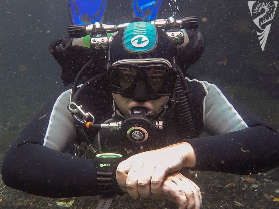 TDI Intro to tech diver