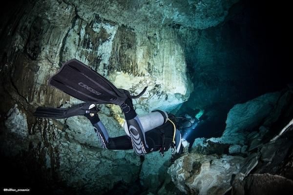 Buceo Caverna