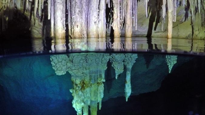 Piratenhöhle auf Mallorca
