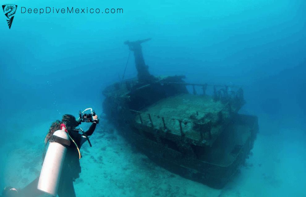 Deep Dive Speciality ; Especialidad de Buceo Profundo